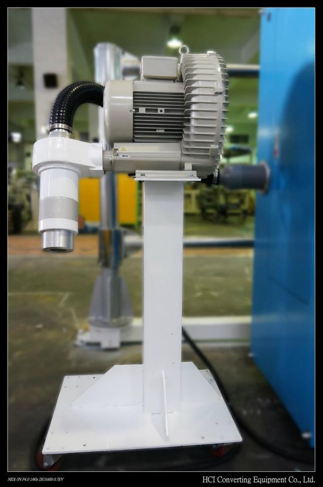 Vacuum Type Trim Disposal